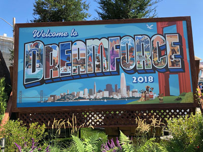 Dreamforce 2018